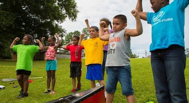 Boys & Girls Clubs of Wake County Cover Photo